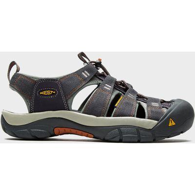 Keen Men's Newport H2 Sandals - Grey, Grey