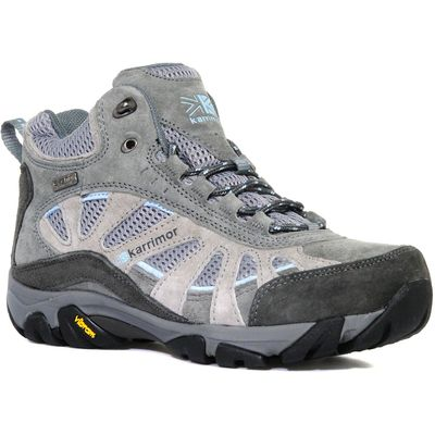 Karrimor Women's Serenity Mid eVent Walking Boot - Grey, Grey