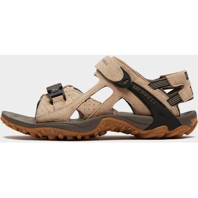 Merrell Women's Kahuna III Sandals - Beige, Beige