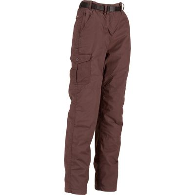 Craghoppers Women's Kiwi Lined Trousers - Brown, Brown