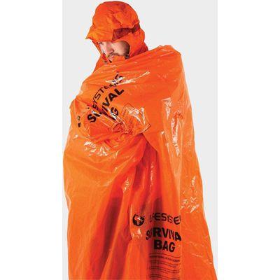Lifesystems Survival Bag - Orange, Orange