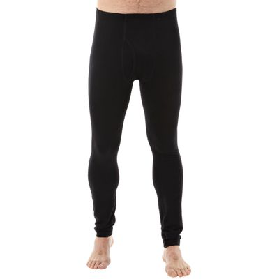 Peter Storm Men's Merino Baselayer Pants - Black, Black