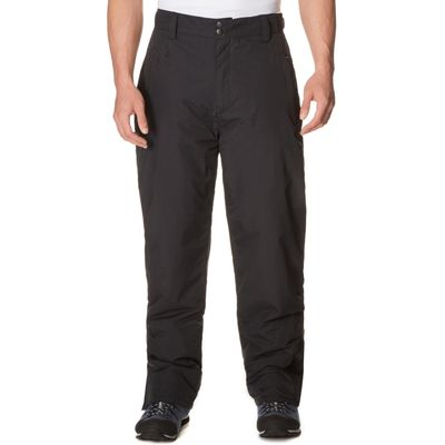 Alpine Men's Frontier Ski Pants - Black, Black