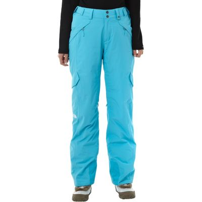 The North Face Women's Keely Ski Pants - Blue, Blue