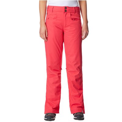 Roxy Women's Evolution Ski Pants - Pink, Pink