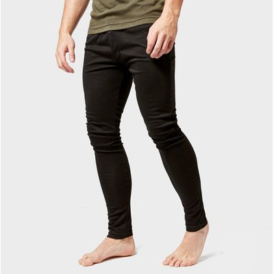 Peter Storm Men's Thermal Baselayer Pants - Black, Black