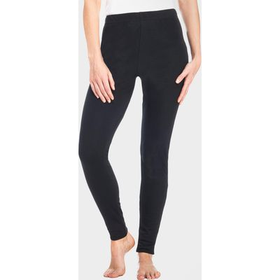 Peter Storm Women's Thermal Baselayer Pants - Black, Black