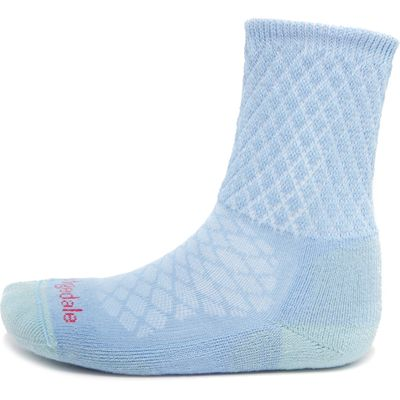 Bridgedale Women's Merinofusion Trail Socks - Blue, Blue