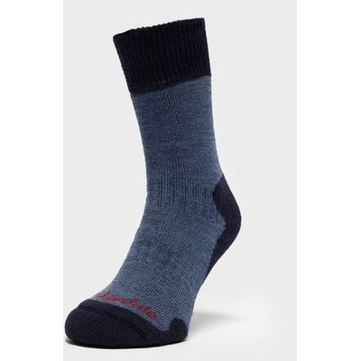 Bridgedale Women's Comfort Summit Socks - Blue, Blue