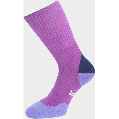 1000 Mile Women's Fusion Technical Socks - Purple, Purple