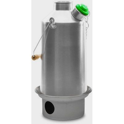 Kelly Kettle Large 'Base Camp' Kettle (1.6L) - Silver, Silver
