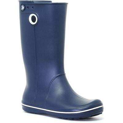 Crocs Women's Crocband Jaunt Wellies - Blue, Blue