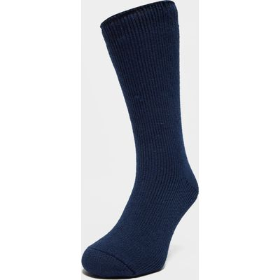 Heat Holders Women's Original Thermal Socks - Blue, Blue