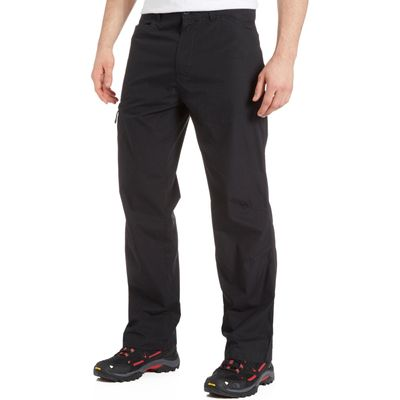 Peter Storm Men's Ramble Walking Trousers - Short - Black, Black