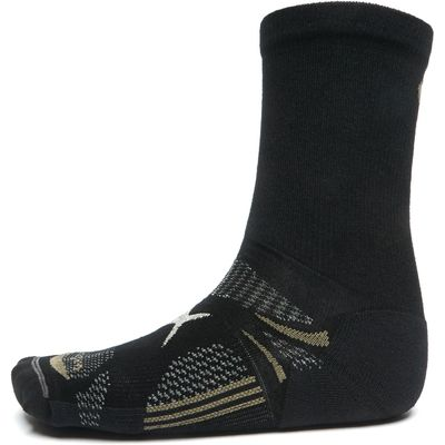 Lorpen Men's T3 Lightweight Hiking Socks - Black, Black