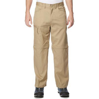 Peter Storm Men's Ramble Convertible Trousers - Short - Beige, Beige