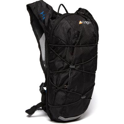 Vango Sprint 7 Litre Ultra-light Hydration Pack - Black, Black