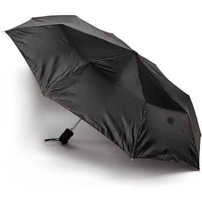 Susino Women's Pop Up Umbrella - Black, Black