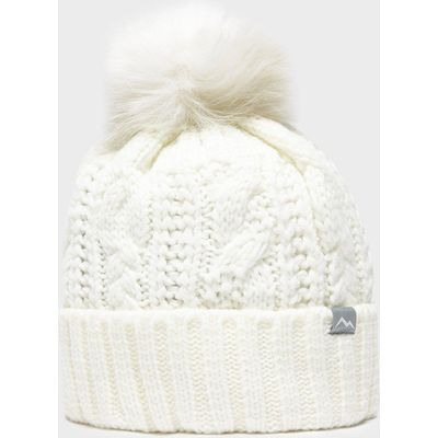 Peter Storm Women's Daisy Cable Knit Hat