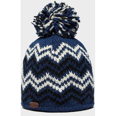 Kusan Men's Bobble Hat - Blue, Blue