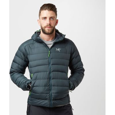 Arc'Teryx Men's Thorium AR Down Jacket - Dark Grey, Dark Grey