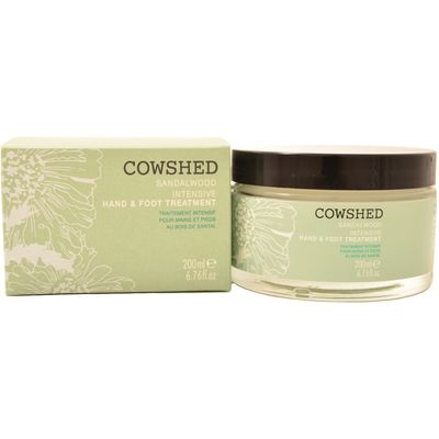 Cowshed Sandalwood Intensive Hand & Foot   Treatment