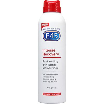 E45 Intense Recovery Fast Acting 24h Moisturising Spray