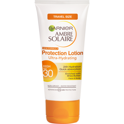 Garnier Ambre Solaire Sun Protection Lotion SPF30