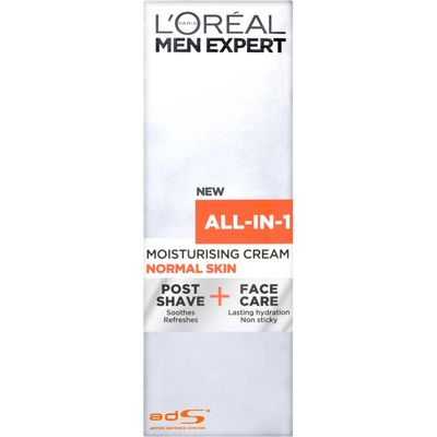 L'Oreal Paris Men Expert All-In-One Normal Moisturiser