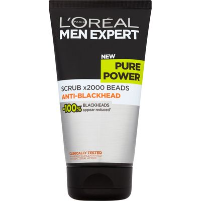 L'Oreal Paris Men Expert Pure Power Scrub Face Wash