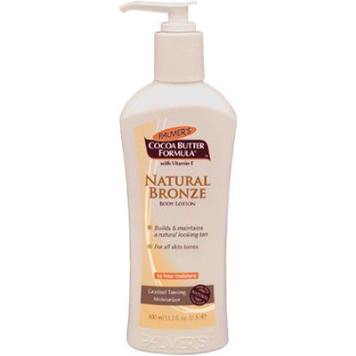 Palmers Cocoa Butter Formula Natural Bronze Gradual Tanning Moisturiser