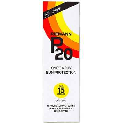 Riemann P20 Once A Day Sun Filter SPF15