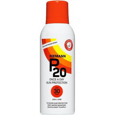 Riemann P20 SPF30 Continuous Spray