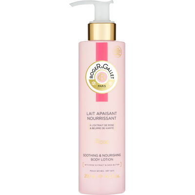 Roger & Gallet Rose Body Lotion