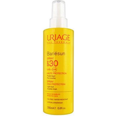 Uriage Bariesun Dry Oil High Protection SPF30