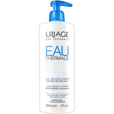 Uriage Silky Body Lotion