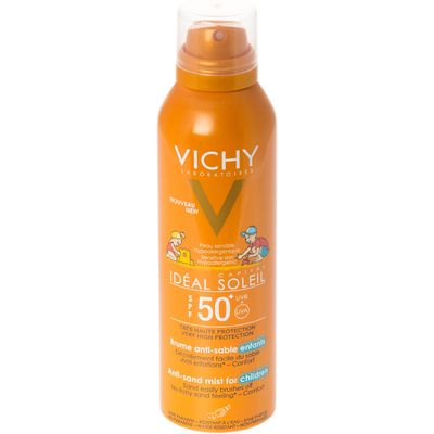 Vichy Ideal Soleil Anti-Sand Kids SPF 50 200ml