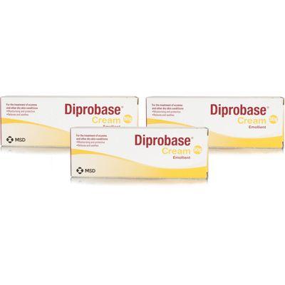 Diprobase Cream 50g - Triple Pack
