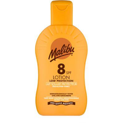 Malibu Protective Lotion SPF8
