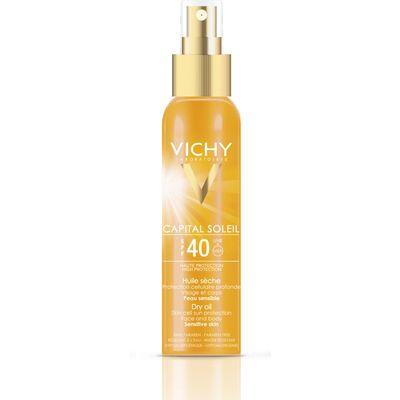 Vichy Capital Soleil Body Oil SPF40