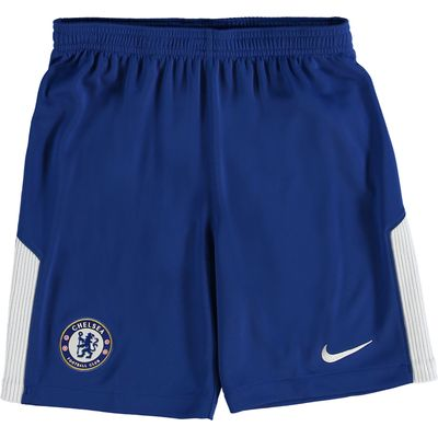 Chelsea Home Stadium Shorts 2017-18 - Kids, Blue