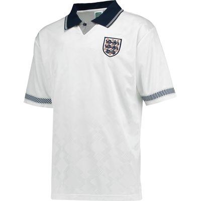 England 1990 World Cup Finals Shirt, N/A