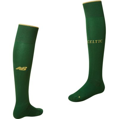 Celtic Away Socks 2017-18, Black
