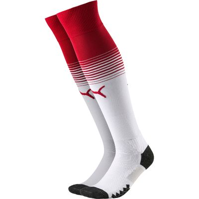 Arsenal Home Sock 2017-18 - Kids, Red
