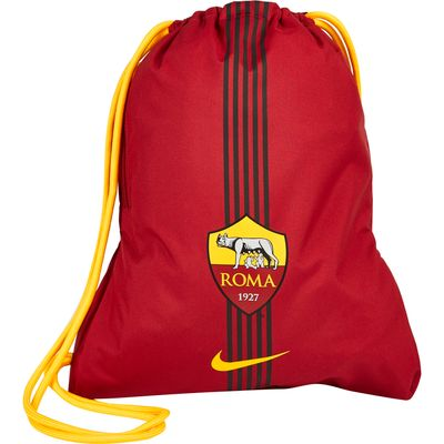 AS Roma Gym Sack - Red, Red