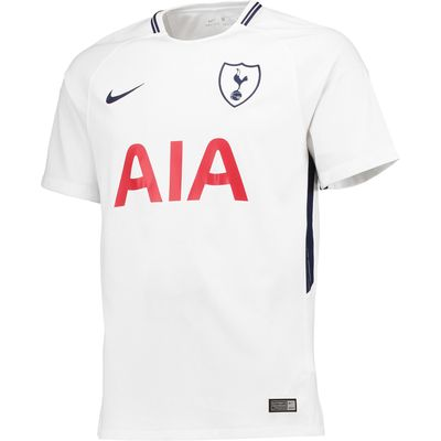 Tottenham Hotspur Home Stadium Shirt 2017-18 - Kids, N/A