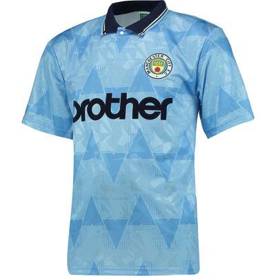 Manchester City 1989 Shirt, N/A