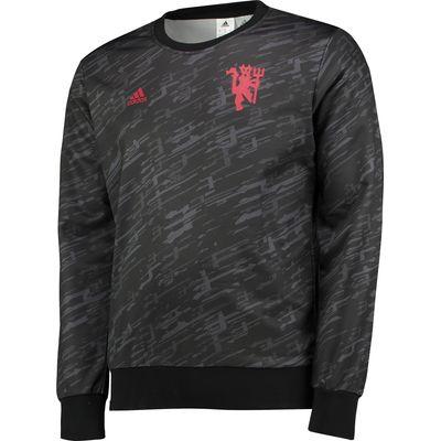 Manchester United Sweatshirt - Black, Black