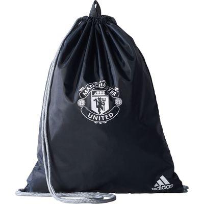 Manchester United Gymbag - Dark Grey, Grey