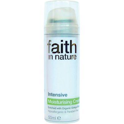 Faith in Nature Intensive Moisturiser - 50ml